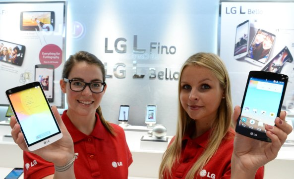 LG L FINO L BELLO at IFA 2014 02