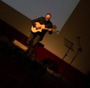 At Santa Chiara Theatre, Trent , Italy