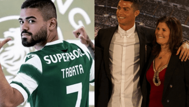 Sporting CP Star Sends Cristiano Ronaldo's Mother A Cheeky Transfer Message