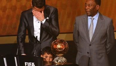 Brazil Legend Pele Responds To Cristiano Ronaldo's Emotional Message