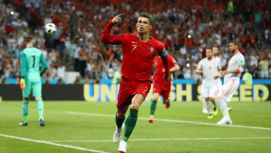 Cristiano Ronaldo Called Up For Portugal's 25-Man Squad