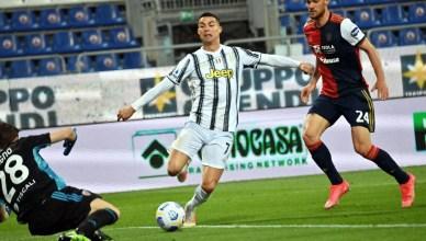 BREAKING: Cristiano Ronaldo Finally Picks Up His Latest Serie A Award