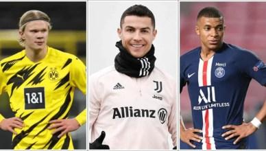 Cristiano Ronaldo Sets a Challenge