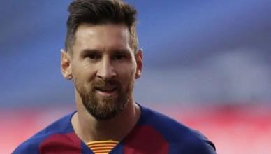 Lionel Messi Transfer Message to Cristiano Ronaldo