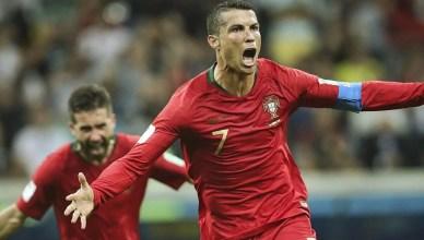 Cristiano Ronaldo sets New International Goal Record