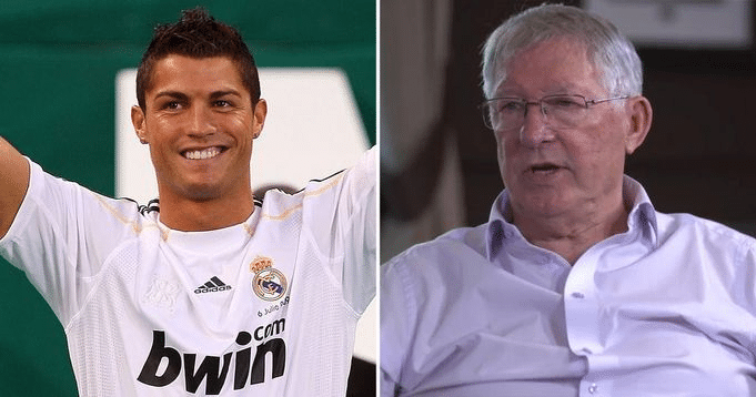 Ronaldo's Move To Real Madrid Back In 2019