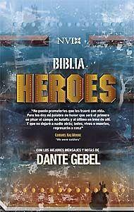 La NVI Biblia Héroes, una edición que promueve una vida de fe victoriosa