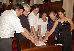 Seminario Bautista y Especialidades Juveniles unen esfuerzos