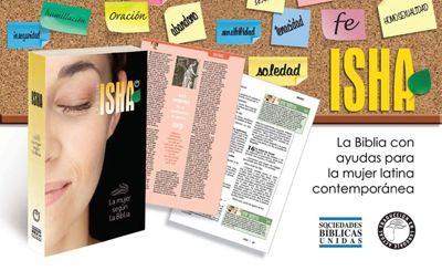 ISHA, una Biblia especial para mujeres