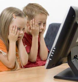 Niñez estadounidense desprovista de protección contra la basura de Internet