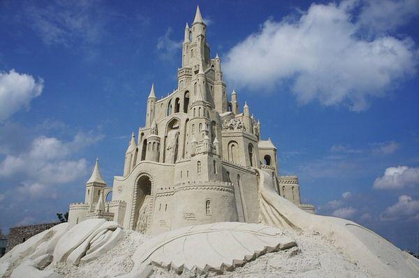 Construyendo verdaderos castillos