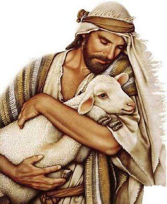 Jehová, el que es mi pastor, no es un Dios ausente