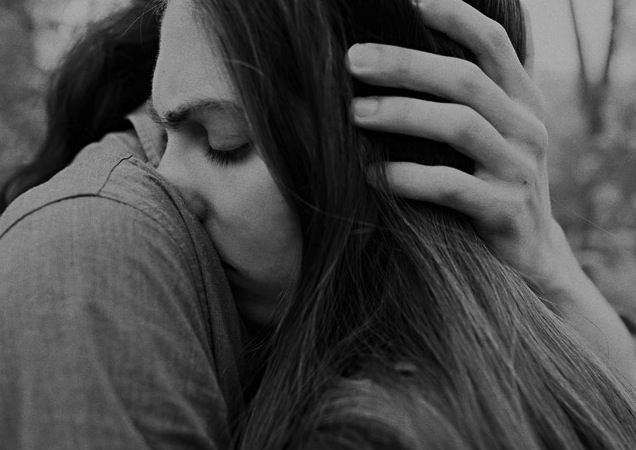 La importancia de un abrazo
