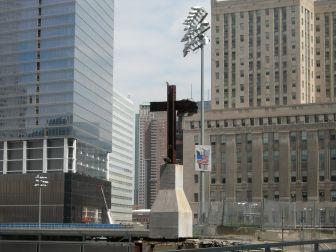 Ateos debaten en corte sus argumentos contra la cruz del monumento al 9/11