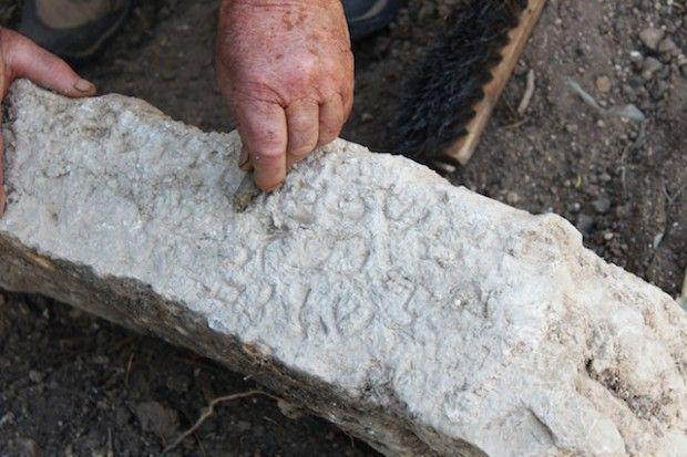 Encuentran en Galilea inscripciones en la lengua de Jesús