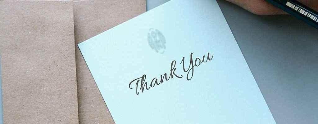 ¿Eres una persona agradecida?