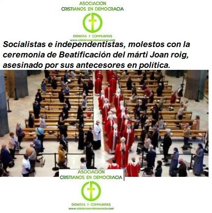 La izquierda y los independentistas, molestos por la memoria histórica real
