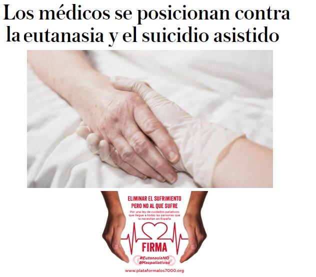Médicos contra la Eutanasia y el Suicidio asistido