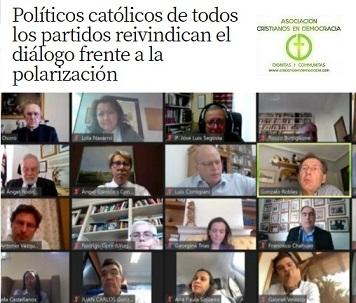 Decálogo católico para una política al servicio de la persona.