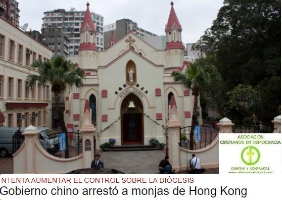 China incrementa persecución cristianos