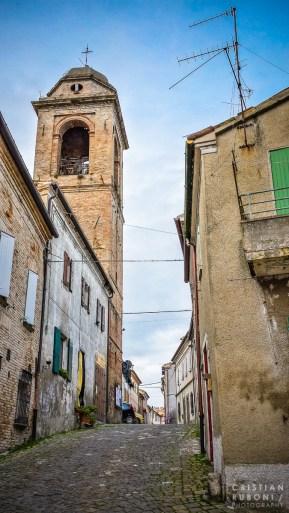 Mondaino, Rimini, Italia
