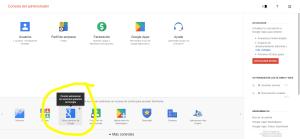 Otros servicios de Google