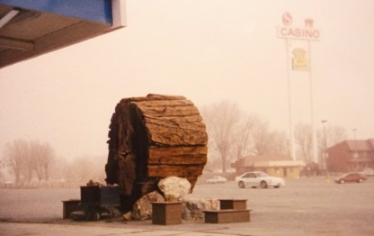 Gas station, Lovelock, Nevada