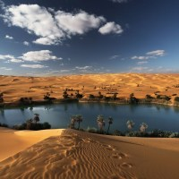 9 Most Beautiful Oases in The World