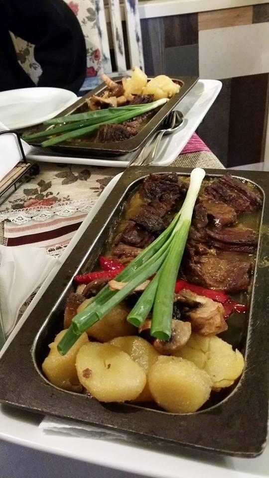 Meniu restaurant Veliko Tarnovo