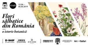 Flori sălbatice din România—o istorie botanică @ Muzeul Național de Artă al României Palatul Regal, 010082 București | București | Municipiul București | România