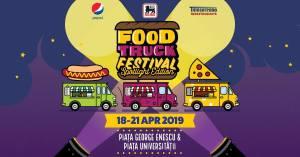 Food Truck Festival Spotlight Edition @ Piata George Enescu Bucuresti | București | Municipiul București | România