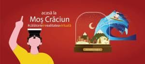 Calatorie in tara lui Mos Craciun - Atelier 1- Polul Nord @ Idest VR - Virtual Reality & Education | București | Municipiul București | România