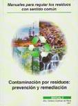 Book Cover: Manual 2  Contaminación por Residuos: Prevención  y Remediación