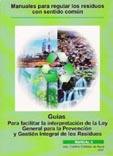 Book Cover: Manual 4  Guías para facilitar la interpretación de la Ley General para la Prevención y Gestión Integral de los Residuos