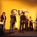 Na festa da CVC
