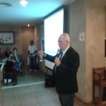 Aristides Cury ministrando palestra