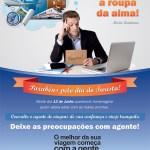 Flyer Dia do Turista (A4) frente