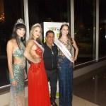 Noite paraguaia e arroz amigo no Recanto Park hotel