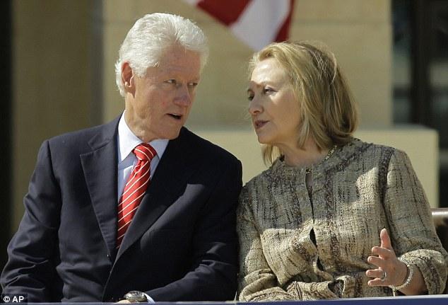 bill y hillary clinton billderberg