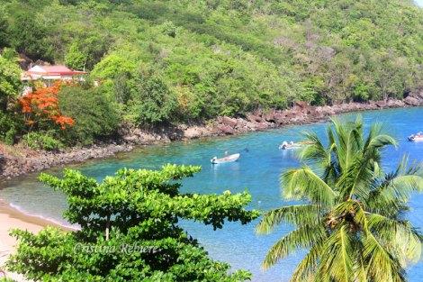 Martinique plage anse dufour - blog-travel.voyage