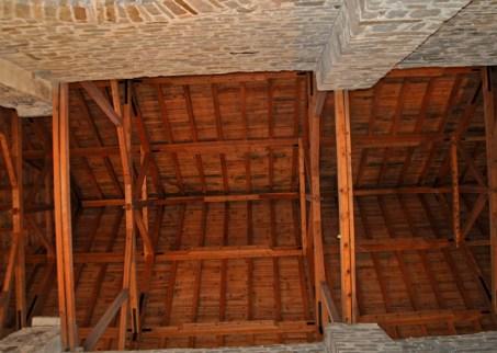 CAP D'ARAN_Wood structure