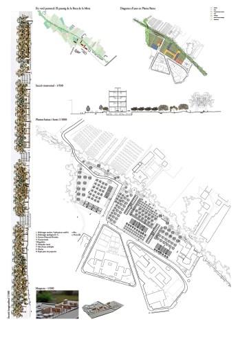 Reus, passeig boca de la mina, social housing