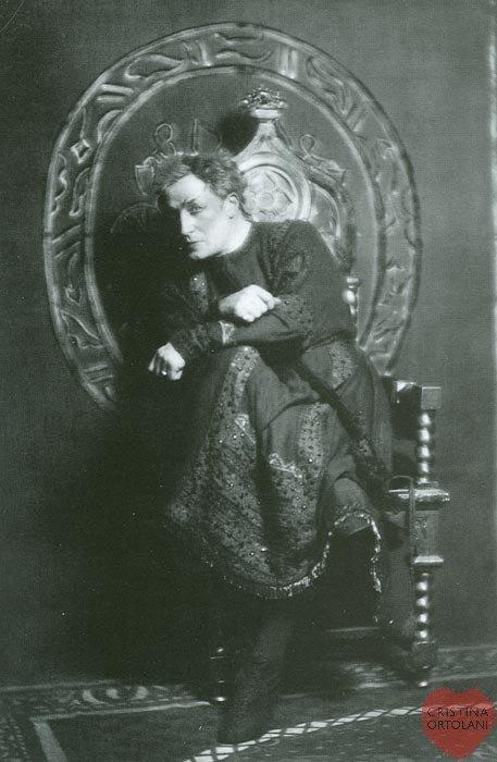 Ruggero Ruggeri Enrico IV 1922
