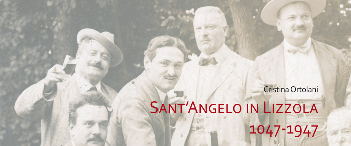 Sant'Angelo in Lizzola 1047-1947. Luoghi, figure, accadimenti