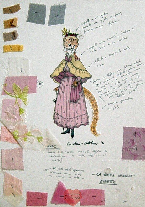 "H. W. Henze, ""La gatta inglese"": Minette"