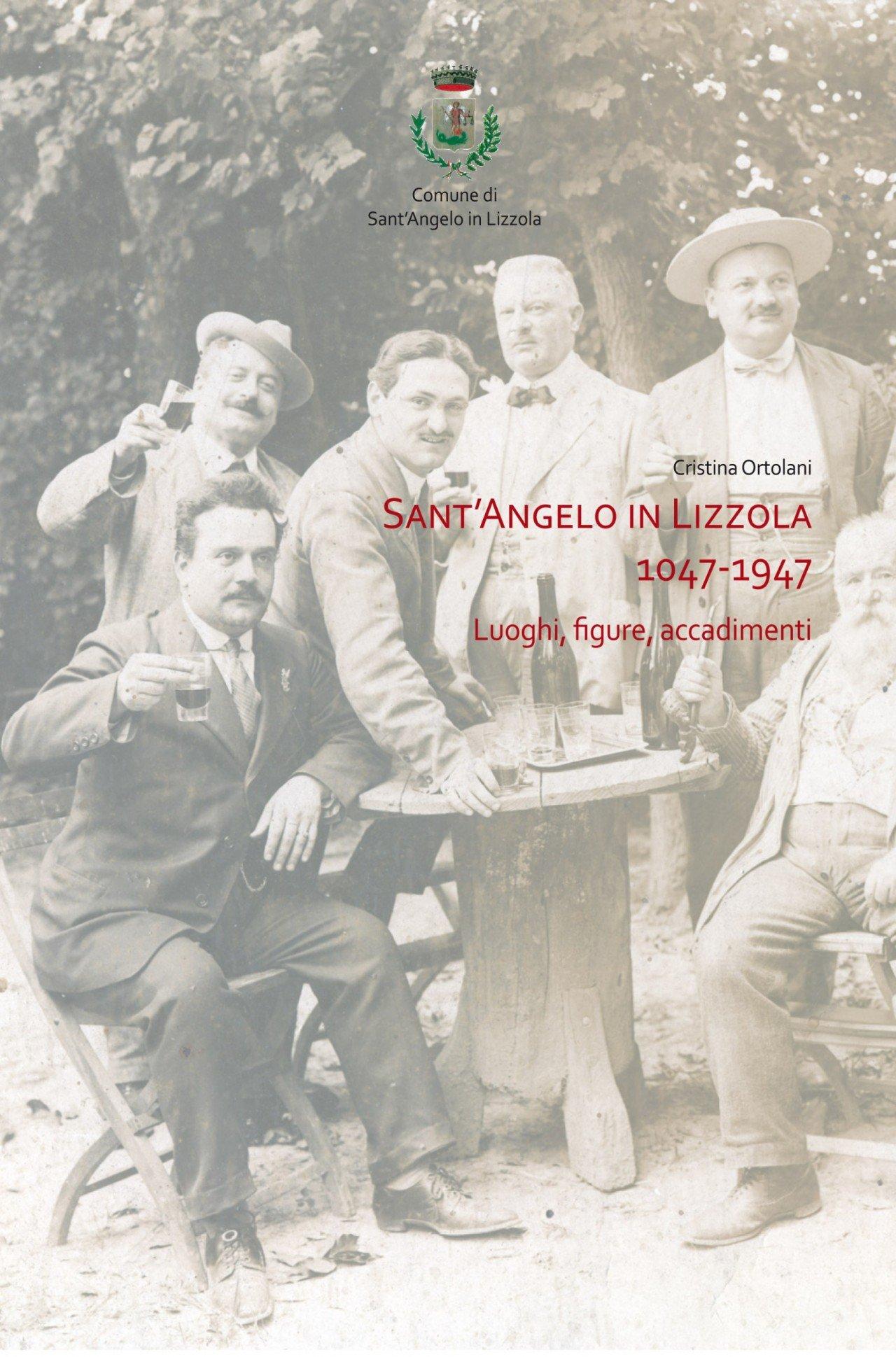 Sant'Angelo in Lizzola 1047-1947 - copertina