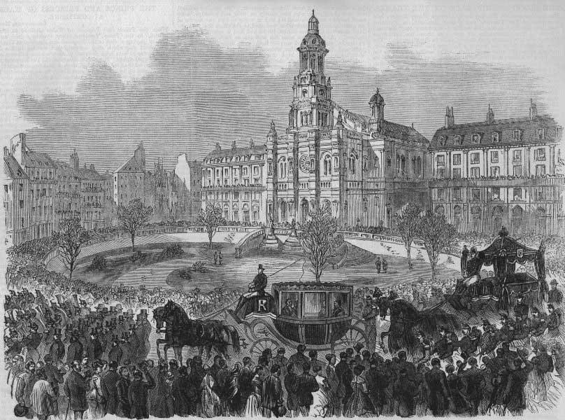 Parigi, 1868. I funerali di Gioachino Rossini