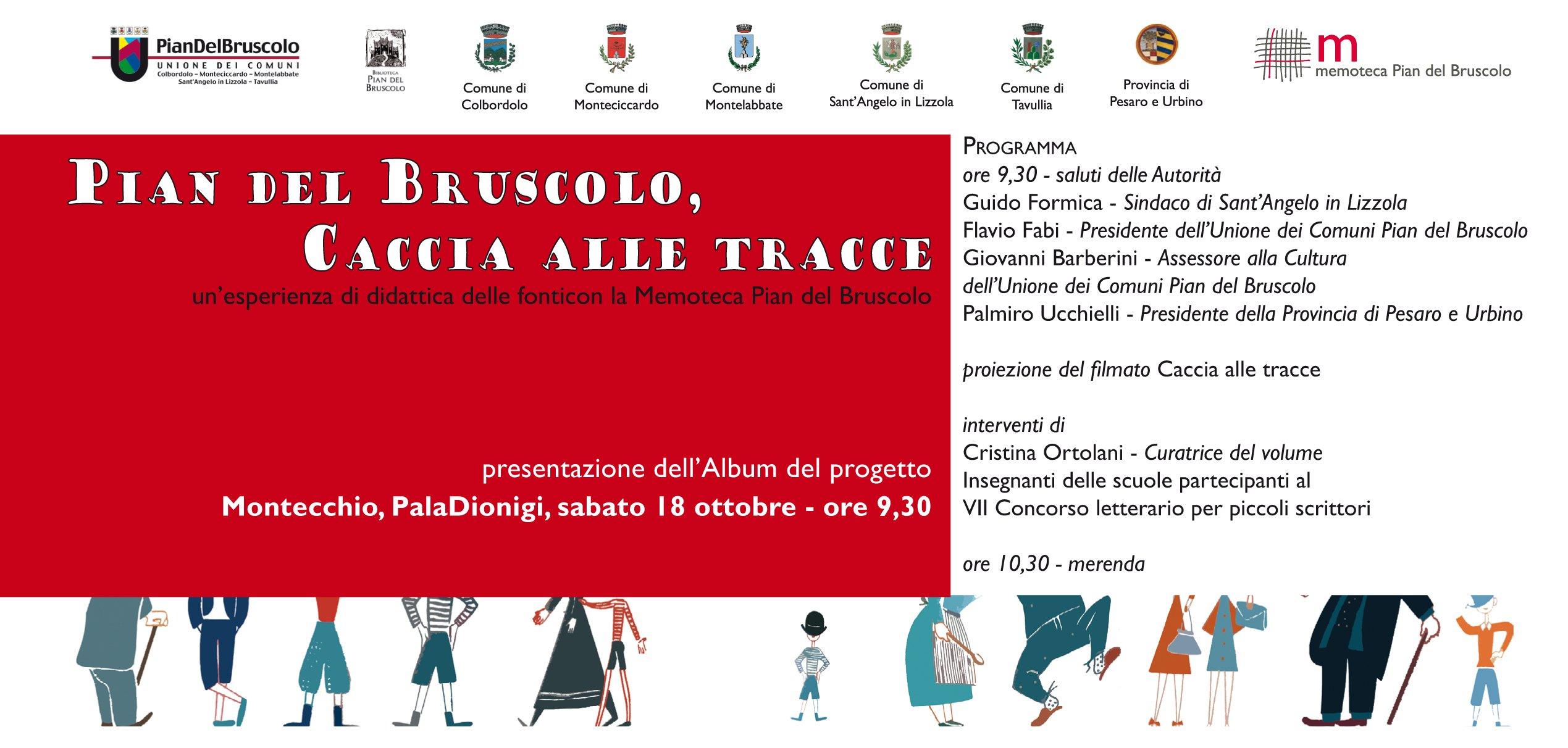 Memoteca Pian del Bruscolo - 2007/2008