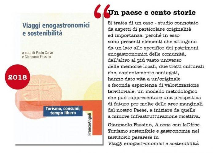 """Gianpaolo Fassino, """"A cena con laDirce"""" (2018)"""