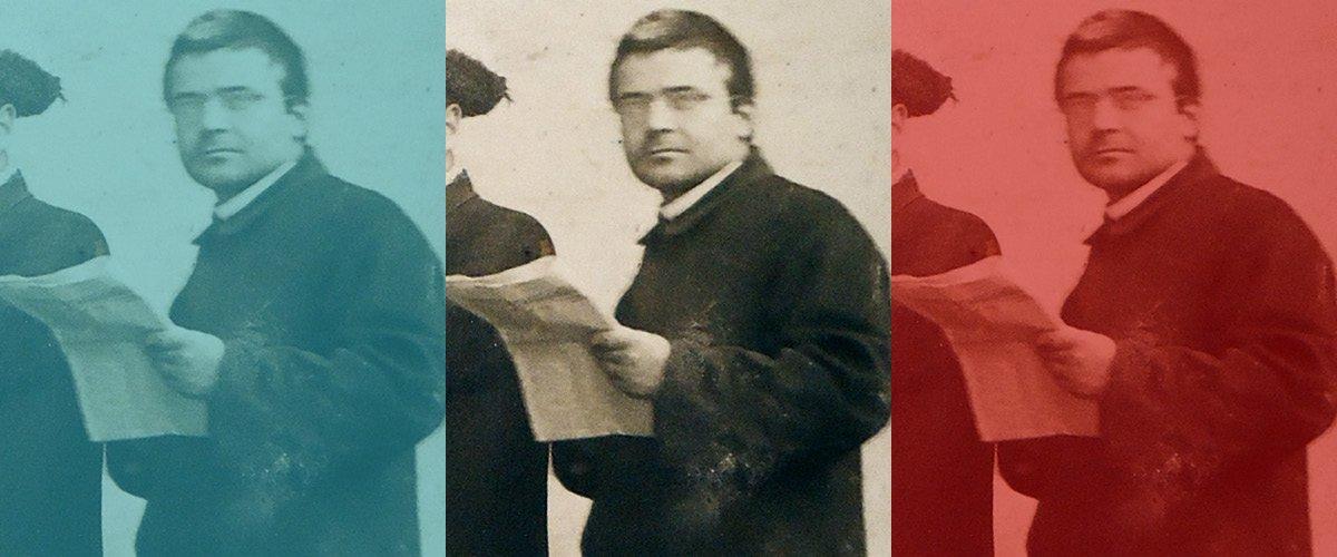 Giovanni Gabucci - Il facchino della diocesi